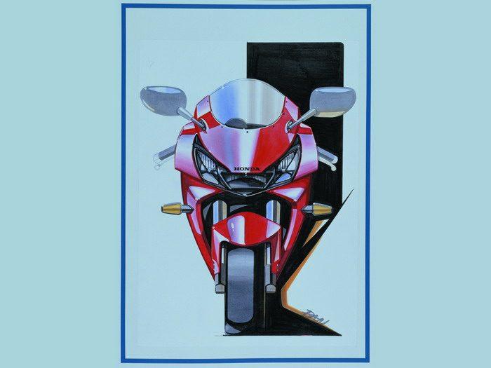 Honda CBR 900 RR FIREBLADE 2003 - 18