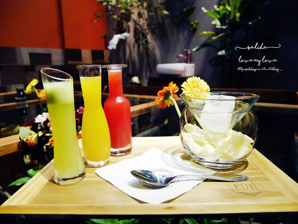 台北信義區花店咖啡館餐廳推薦FUJI FLOWER CAFE (10)