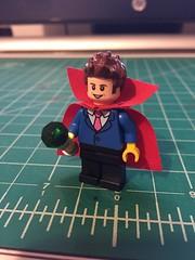 The Doctor is... Doctor Strange!
