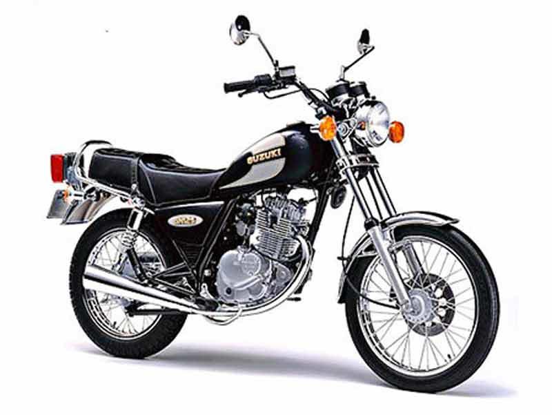Suzuki 125 GN 1987 - 0