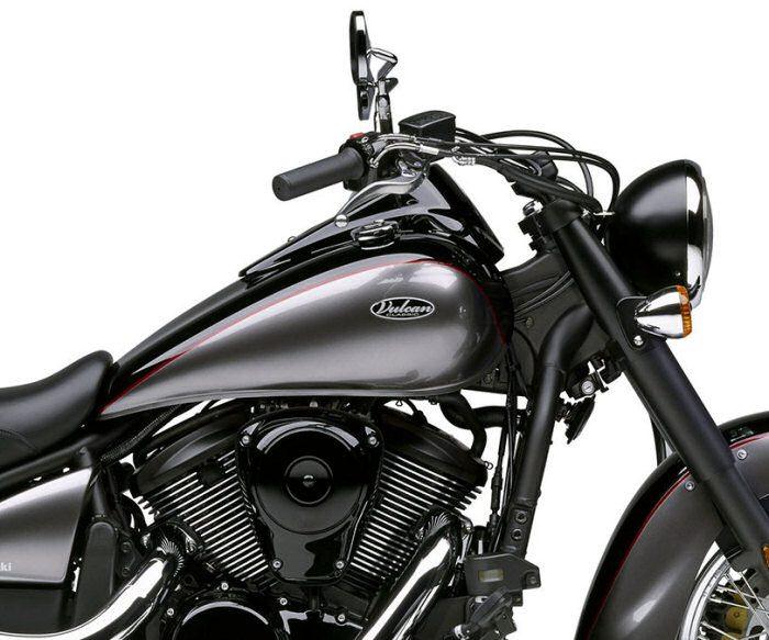 Kawasaki VN 900 Classic Special Edition 2014 - 0