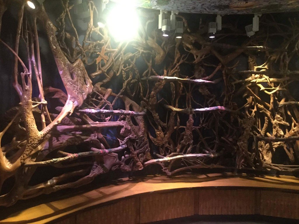 The Banshee Rookery inside of Windtraders in Pandora is completely empty as of 10:45am on June 3rd, 2017