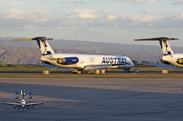 LV-WGM Hoy en Andes Líneas Aéreas