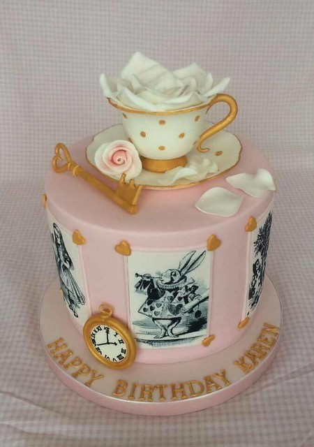 Cake by Emma Suttill of Emma's Cake Boutique