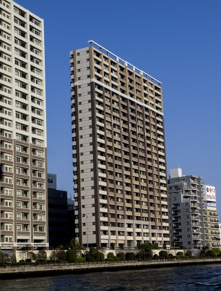 Apartment Block Tokyo