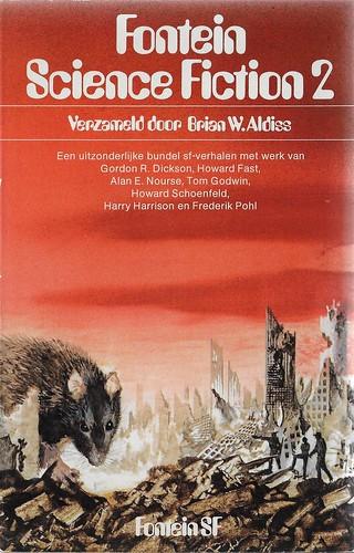 Brian W. Aldiss (ed) - Fontein Science Fiction 2 (Fontein 1978)