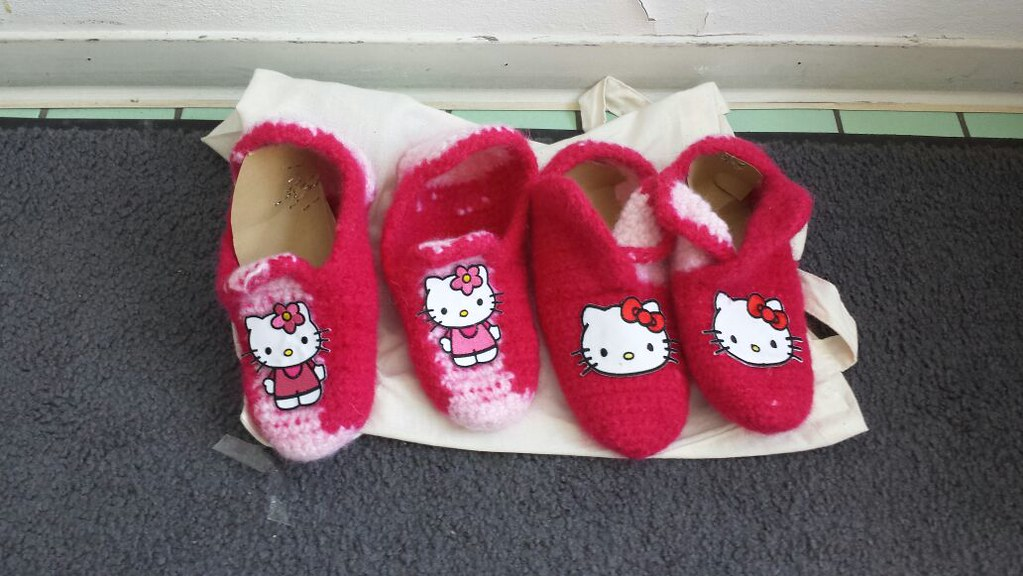 Hello Kitty Schuhe