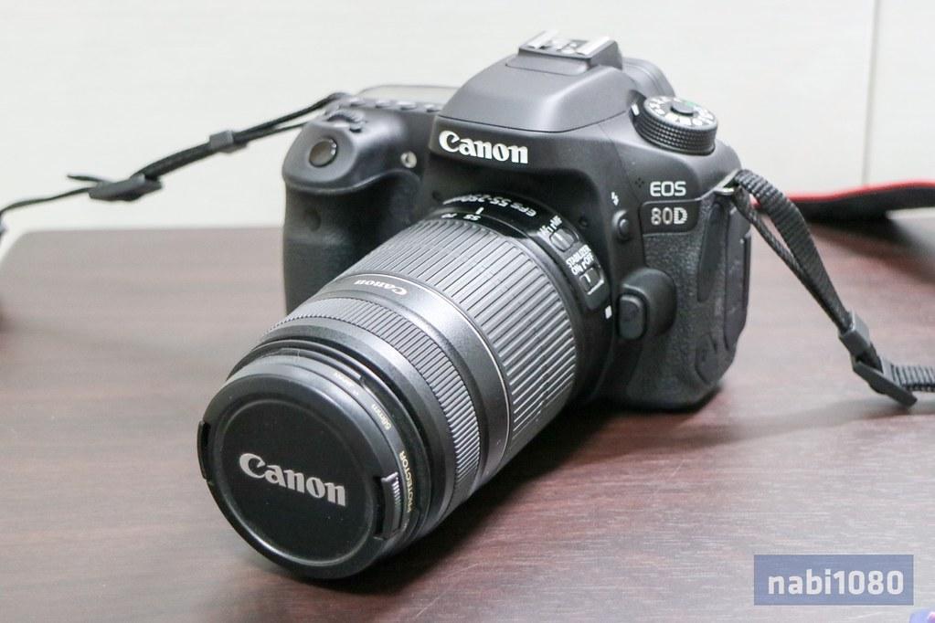 EOS 80D レンズ比較01