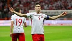 Gasak Rumania 1-3, Polandia Nyaris Lolos ke Piala Dunia Rusia