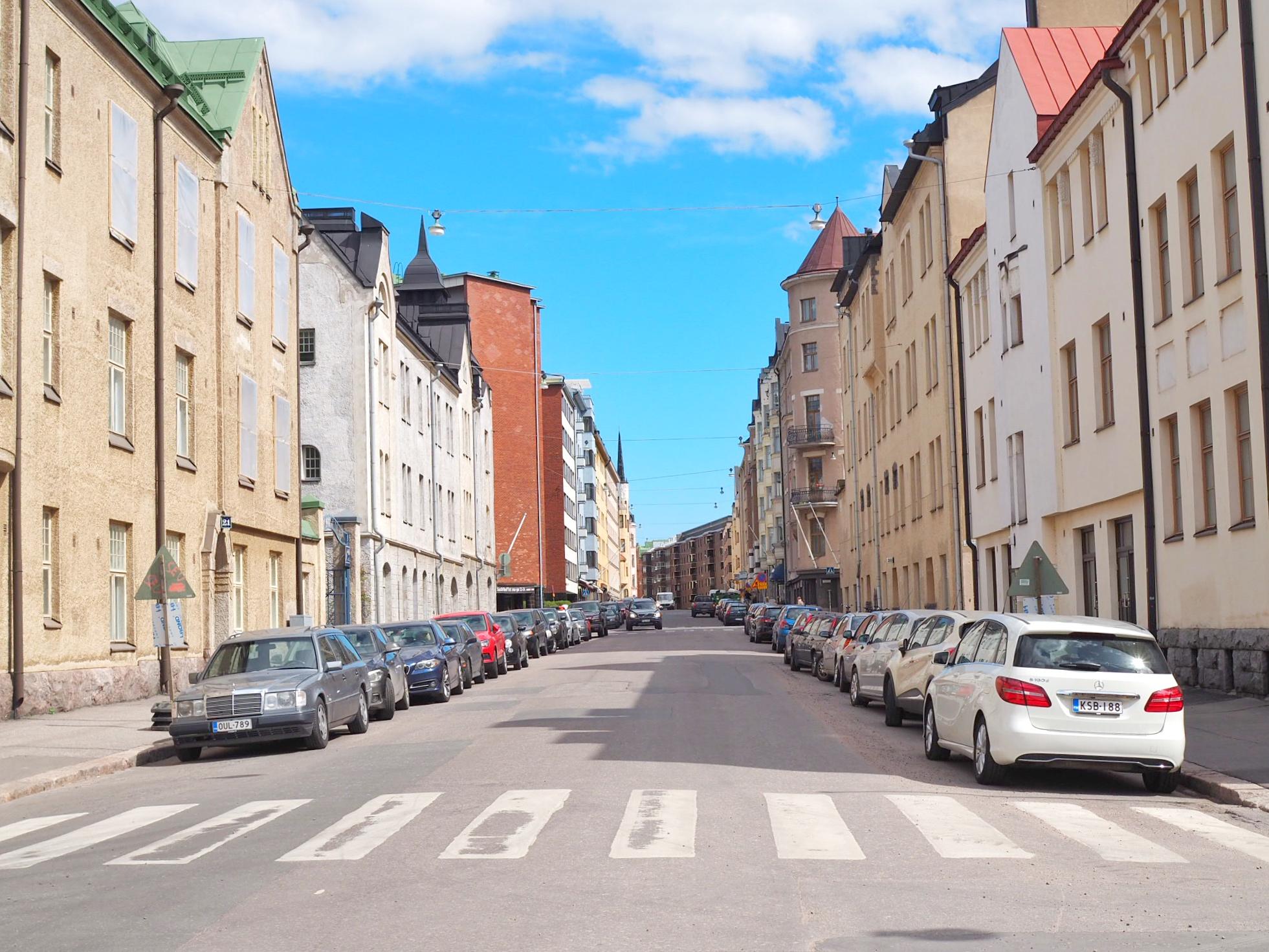Pikareissu Helsingissä