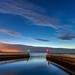 Harbour Lights, Whitby by john&mairi