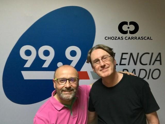 Chozas Carrascal Todo irá Bien Paco Cremades La Música de su Vida Las 5 de Julio Martí