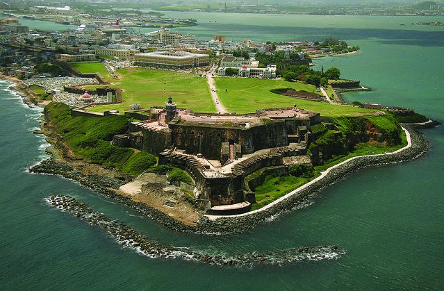 Castillo San Felipe del Morro, Viejo San Juan