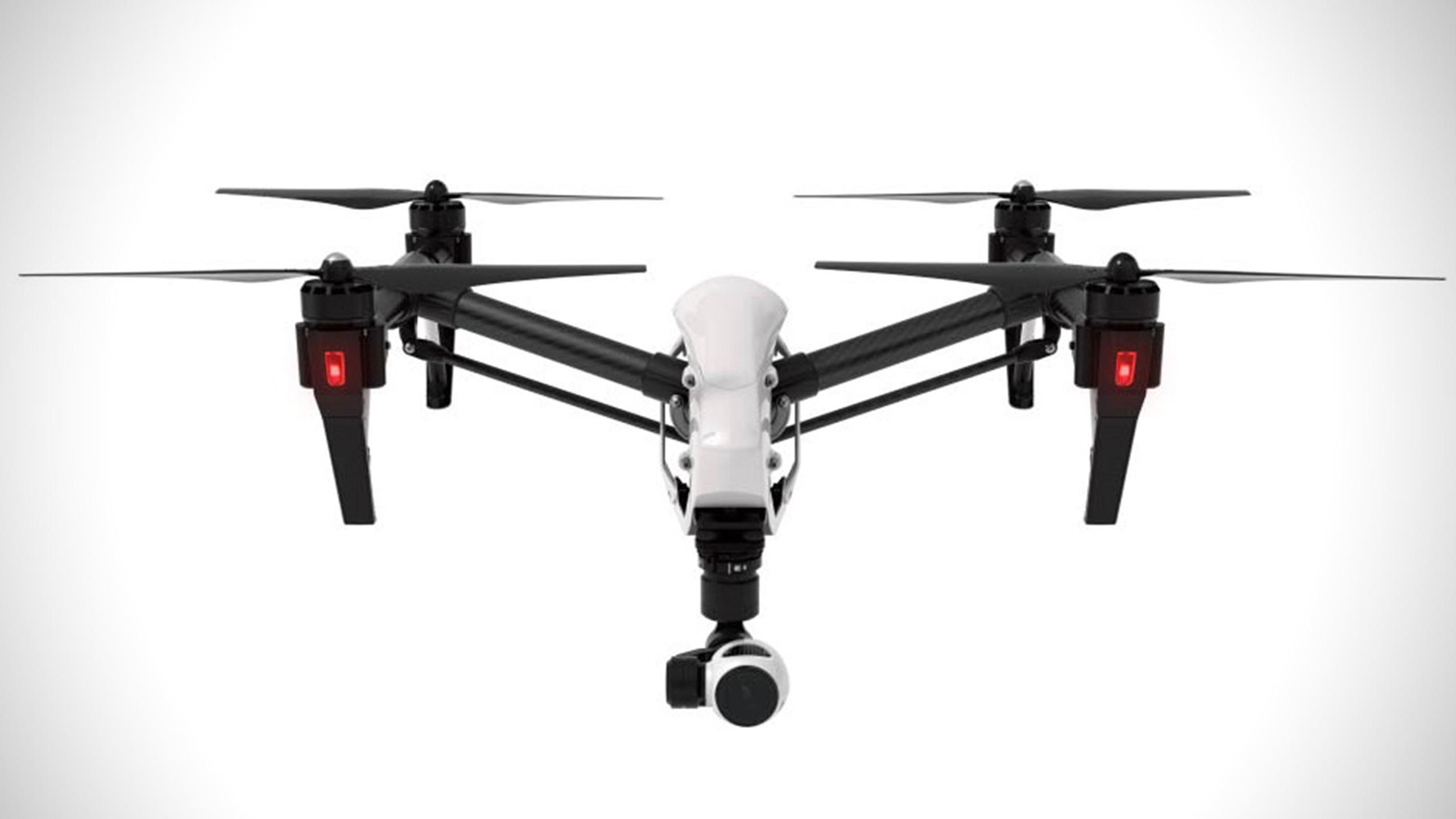 A multi-rotor drone
