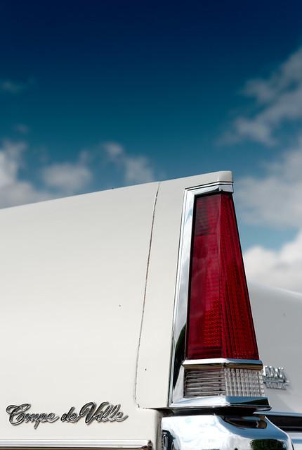 Cadillac Rear, Nikon D4, AF-S Micro Nikkor 60mm f/2.8G ED