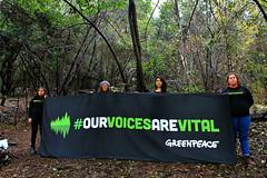 """""""Our Voices are Vital"""" Activity in Santiago de Chile"""