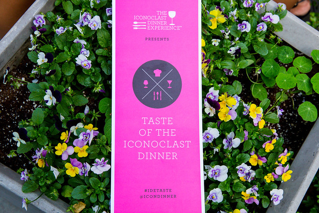 2017 Taste of The Iconoclast Dinner at The James Beard House
