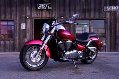 Kawasaki VN 900 Classic 2009 - 30