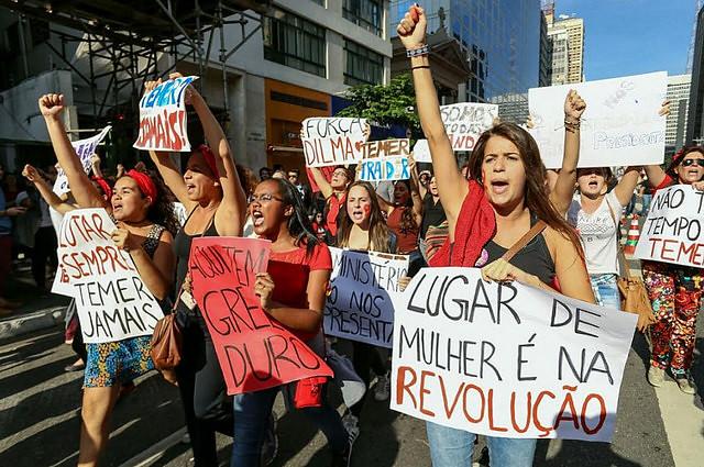 As nuances do golpe: a violência contra a mulher multiplicada