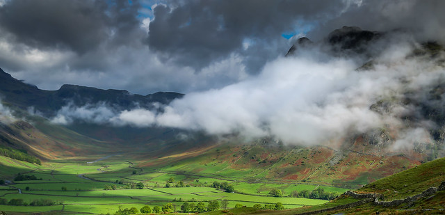Langdale valley, Canon EOS 5D MARK III, Canon EF 24-105mm f/4L IS