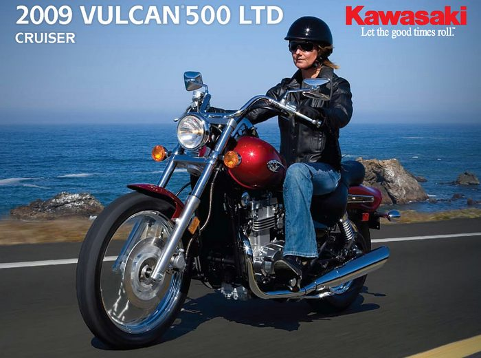 Kawasaki EN 500 Classic 1996 - 9