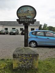 Broome village sign