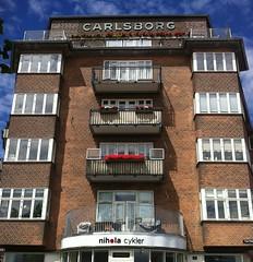 Vesterbro - Carlsborg (1935)