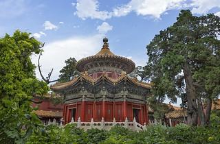 Beijing - Forbidden City Garden by Tongho58