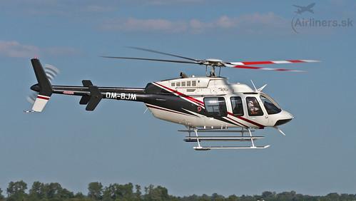OM-BJM TECH-MONT Bell 407GX