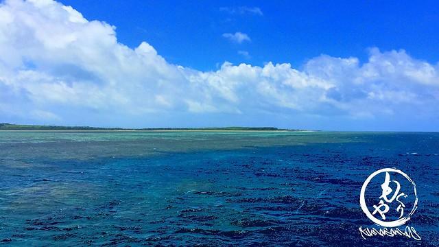 夏の小浜島♪