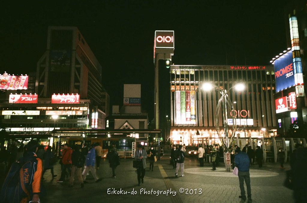 錦糸町界隈