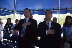 Veterans Ceremony in Groton