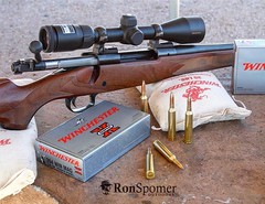Classic hot rod. M70 Winchester in 264 Win. Mag., the original screaming 6.5mm. @winchesterrepeatingarms @winchesterammunition @scottgrange #ronspomeroutdoors #rifle #shooting #shootingday #guns #firearms #264winmag #6.5mm #model70