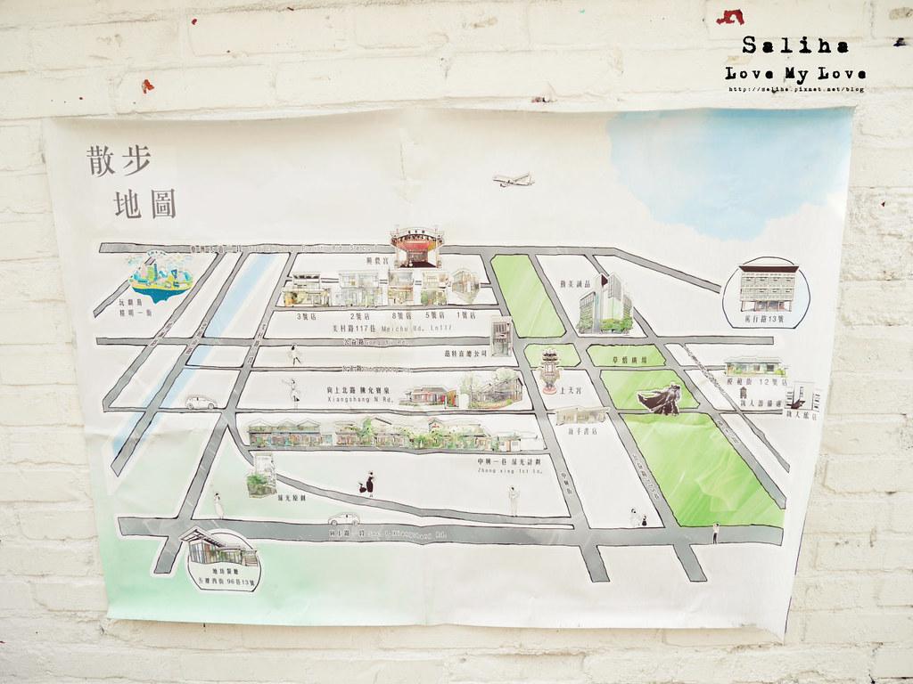 台中文青旅行景點推薦綠光計畫范特喜文創聚落 (1)