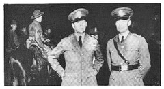 McArthur directs clearing of Bonus Army camp: 1932