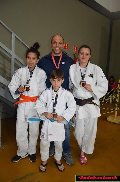 31º Torneio de judô São João APAJA Atibaia 02.07.2017 - Pódios dos Atletas