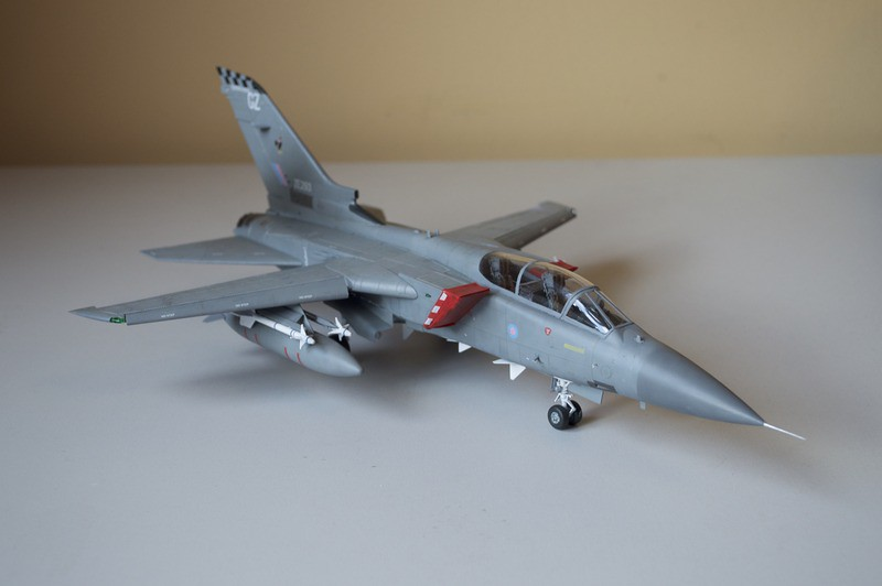 HobbyBoss 1/48 Tornado ADV - International Scale Modeller