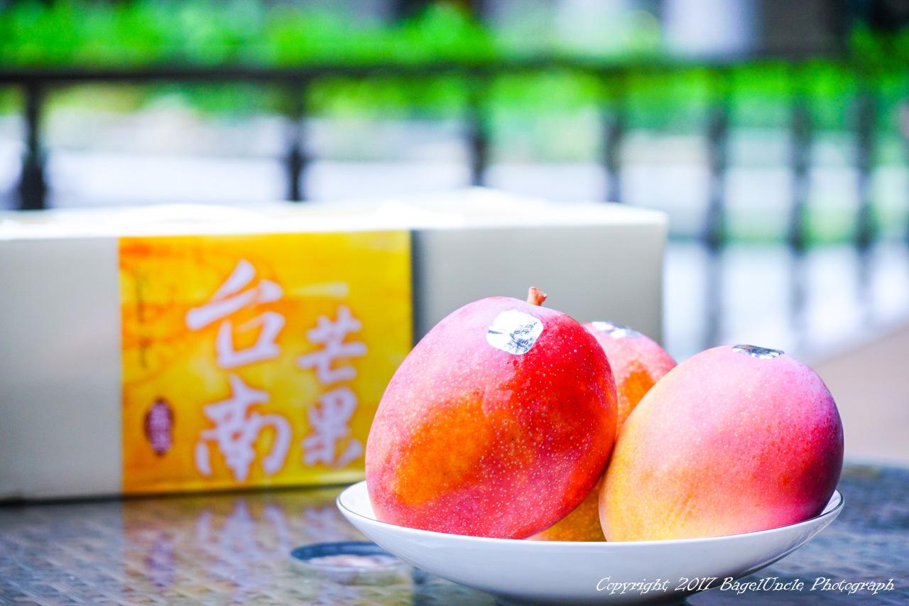 【食記】期待來自「玉井阿三哥無毒果園」的芒果 – 產銷履歷、藥檢殘留報告合格、堅持自然熟成