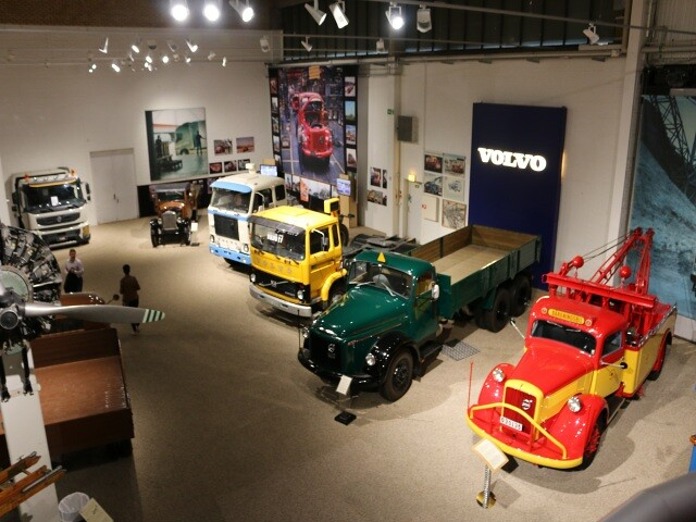 muzeul volvo obiective turistice in Goteborg 5