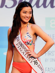 Singapore Beauty Pageant 2017, #13