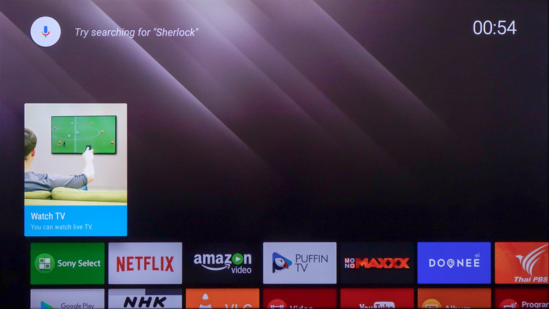 Sony Bravia KD-55X8500C Android M & Hybrid Log-Gamma HDR Update