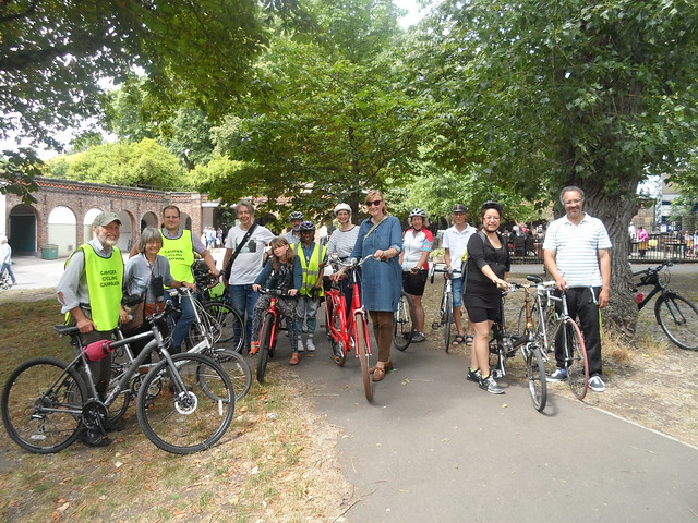 London Parks Ride 32