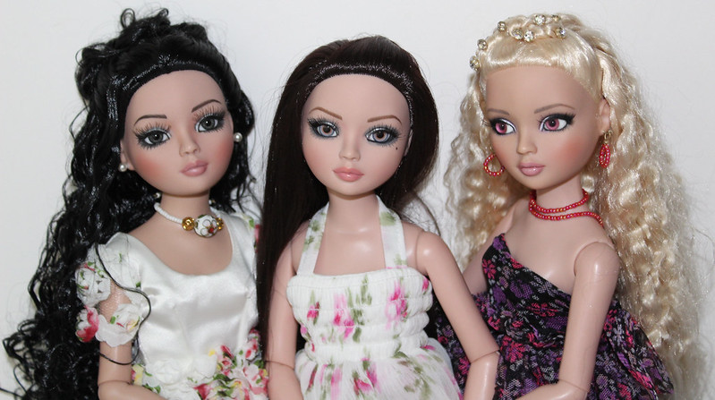 Floral Trio (2)