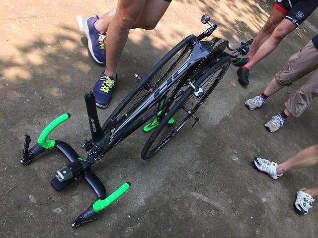 シマノ 自転車 100kmライドに挑戦 shimano ロングライド ロードバイク ロードレーサー roadbike