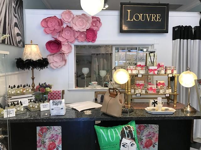 Muguette Renee boutique in Napa