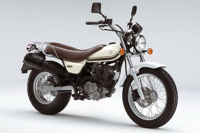 Suzuki 125 VAN VAN 2003 - 1