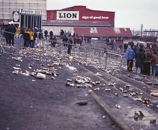 British Lions v Otago at Carisbrook - 8 June 1977