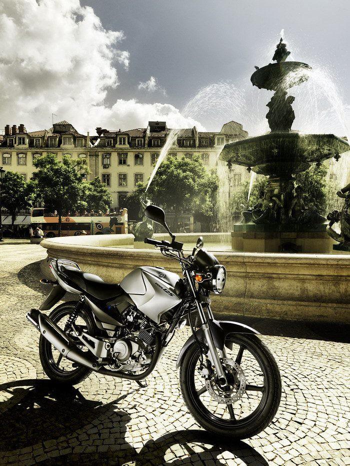 Yamaha YBR 125 2010 - 4