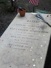 Eliza's Tomb