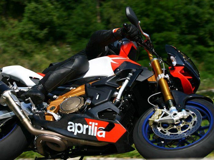 Aprilia TUONO 1000 R FACTORY 2007 - 14